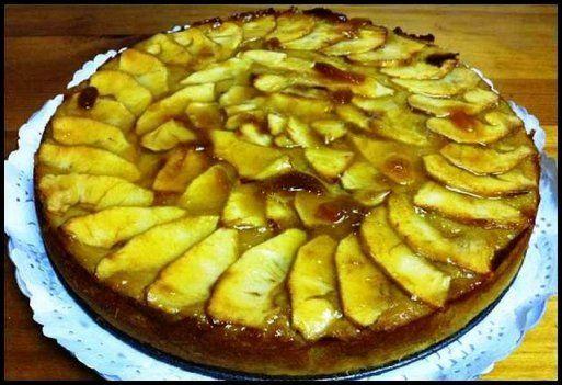 5 tartas de manzana