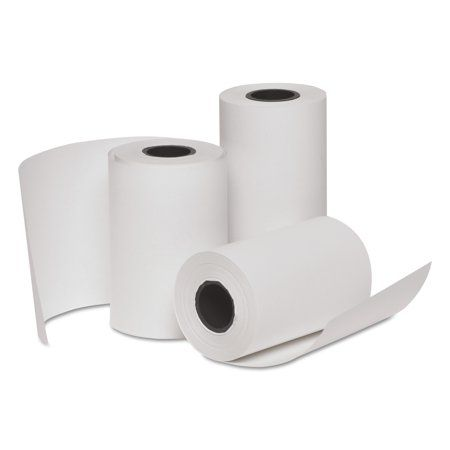 Universal Deluxe Direct Thermal Printing Paper Rolls 3 Inch X 85 Ft 10 Rolls Pk Unv35775 Size 3 Inch X 85 Ft Products In 2019 Paper Printable Paper All Paper