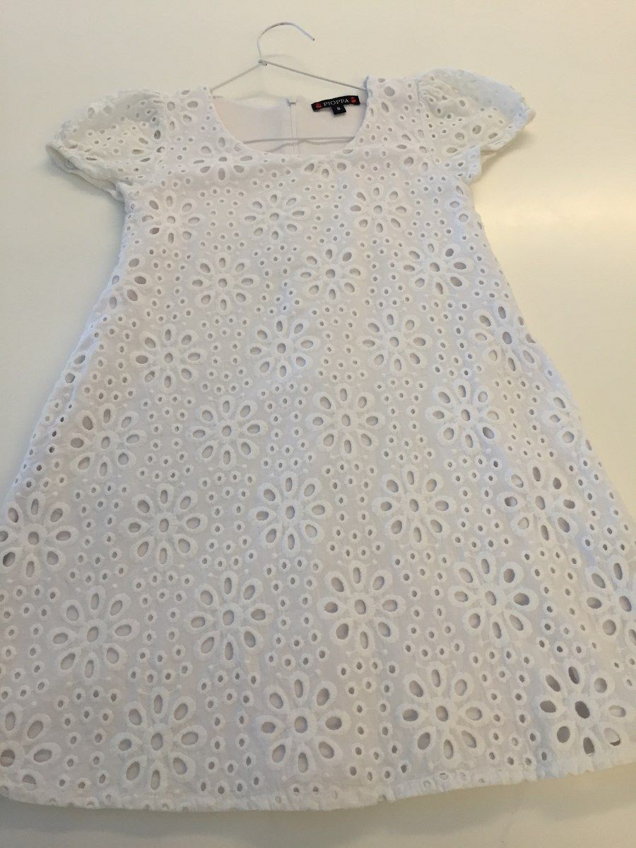 33f9636c2 vestidos de broderi para niñas - Buscar con Google | bordado ...