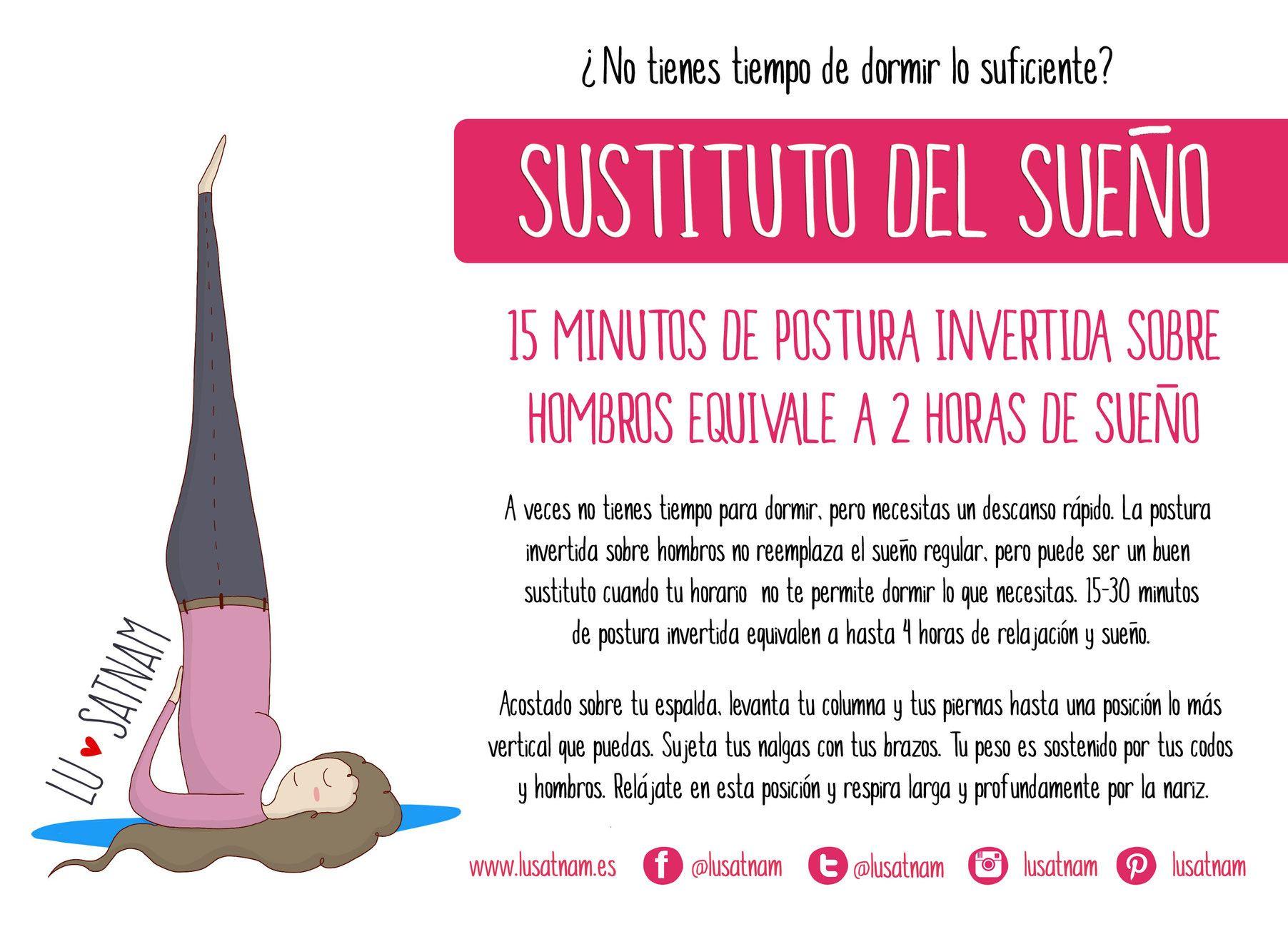 SUSTITUTO DEL SUEÑO | Yoga mantras, Yoga kundalini y ...