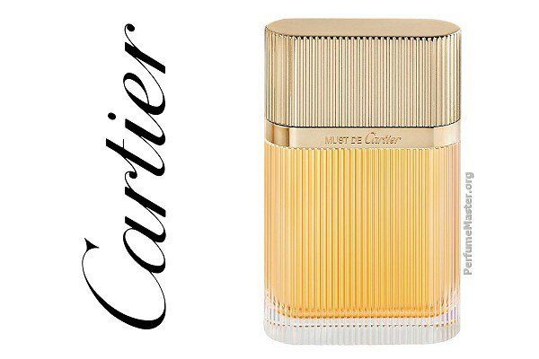 Cartier Must De Cartier Gold Perfume Perfume News Fragrance