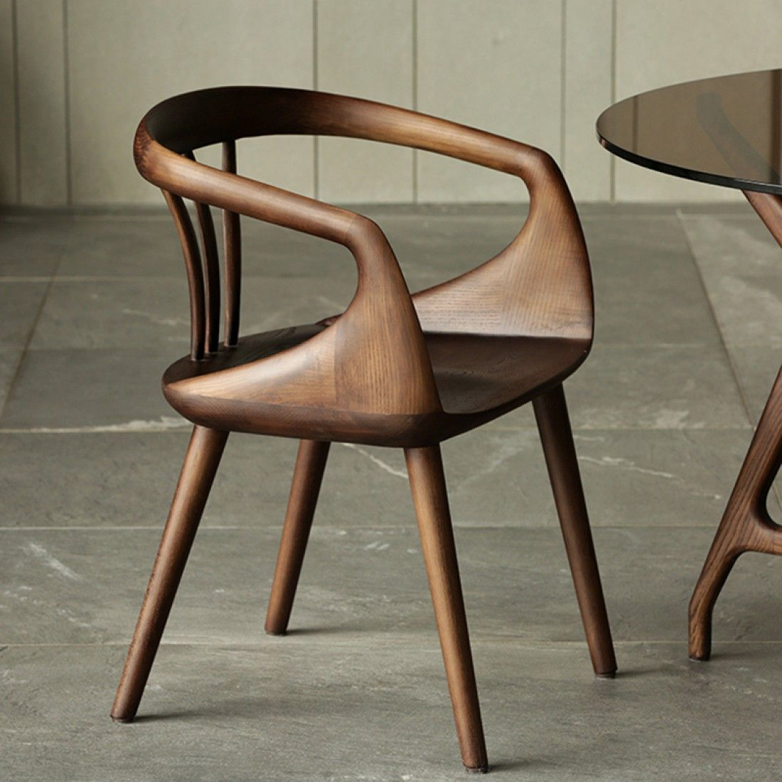 Premium Handmade Wooden Arm Chair Wooden Armchair Chair Wooden Chair