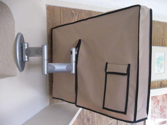 Pin Outdoor Flat Screen Tv Covers Custom Wraps Home Outdoor Tv
