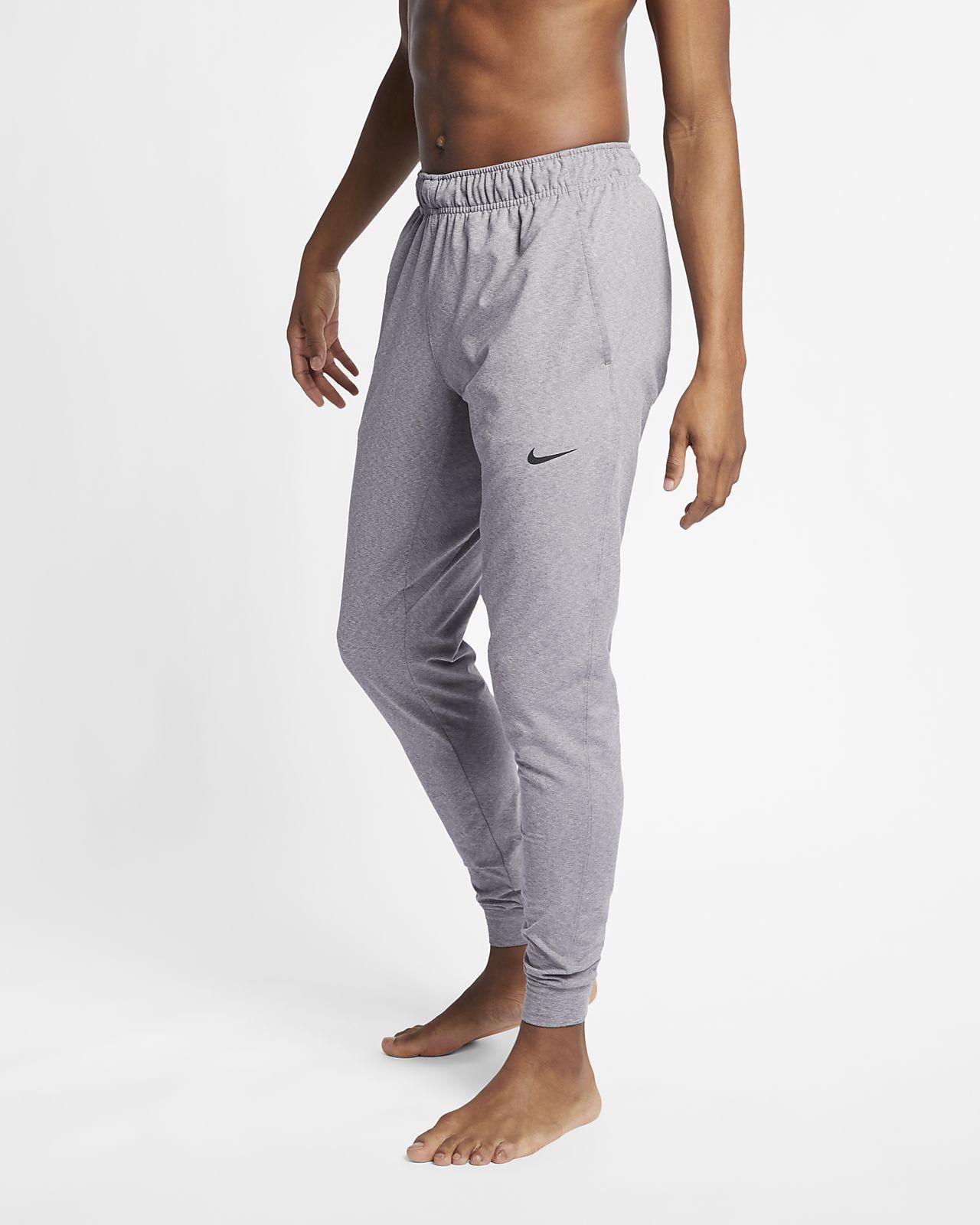 Nike Dri Fit Men S Yoga Trousers Nike Gb Yoga Pants Men Yoga Trousers Yoga For Men