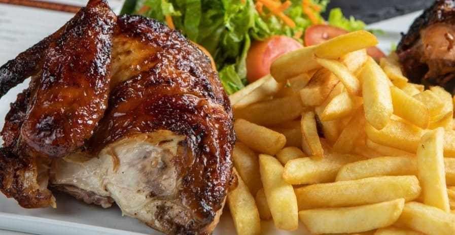 Pollo A La Brasa Peruano Recetas Fáciles Y Rápidas Receta Pollo A La Brasa Carne Para Hamburguesa Recetas Pollo