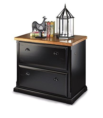 Kathy Ireland Home By Martin Southampton 2 Drawer Lateral File Cabinet    Fully Assembled