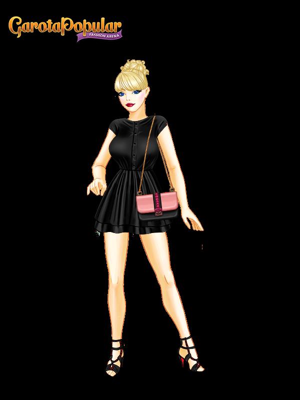 00 01 55 Arena Fashion Popular Girl Popular Lady