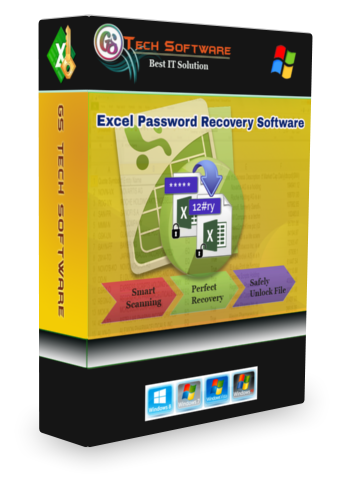 Experience the result oriented GSTECH XLSX File Password