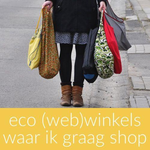 Links naar veel eco (web)winkels door Kelly