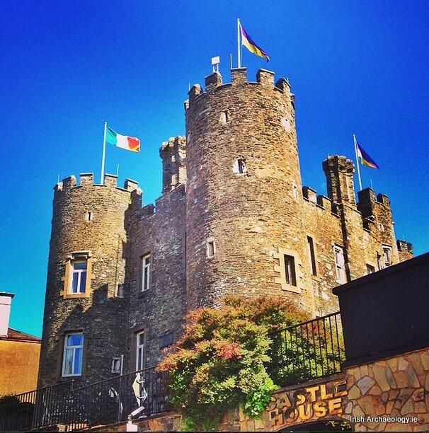 Enniscorthy castle, Co. Wexford, Ireland. Founded in the ...
