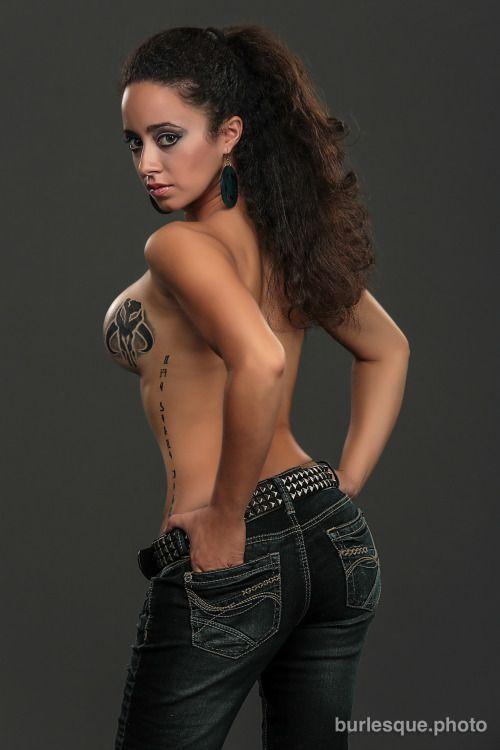 Beautiful naked models