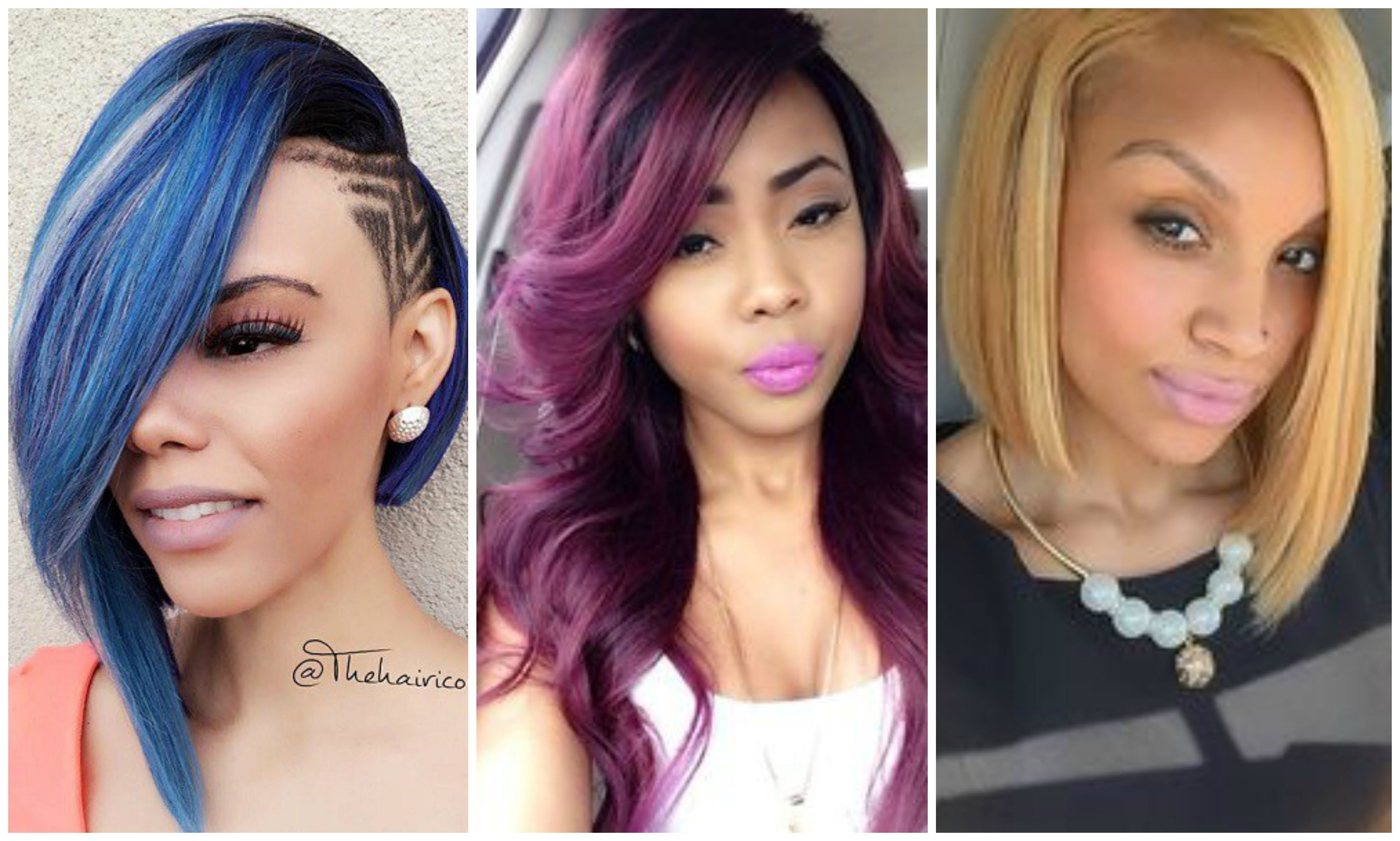 Hairstyles Fall 2015 2016 Fall & Winter 2017 Hairstyles For Black And African American