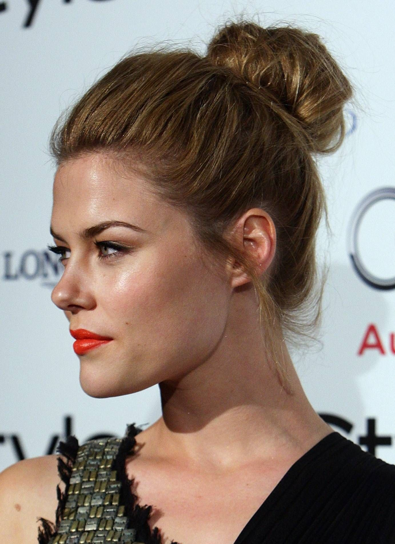 Should you try a casual prom updo this year her hair jordans and