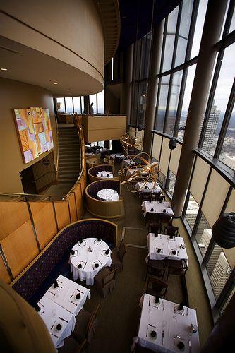 The Sun Dial Restaurant Favorite Places Pinterest Atlanta
