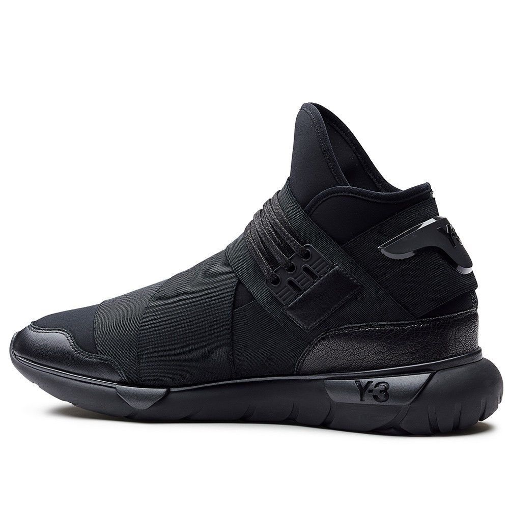 huge selection of 8b99d 8f3d4 ADIDAS Yohji Yamamoto Qasa High Trainer shoes AdidasY3YohjiYamamoto