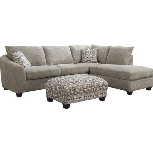 Found it at Joss u0026 Main - Natalia 84  Right-Facing Sectional Sofa  sc 1 st  Pinterest : joss and main sectional sofa - Sectionals, Sofas & Couches