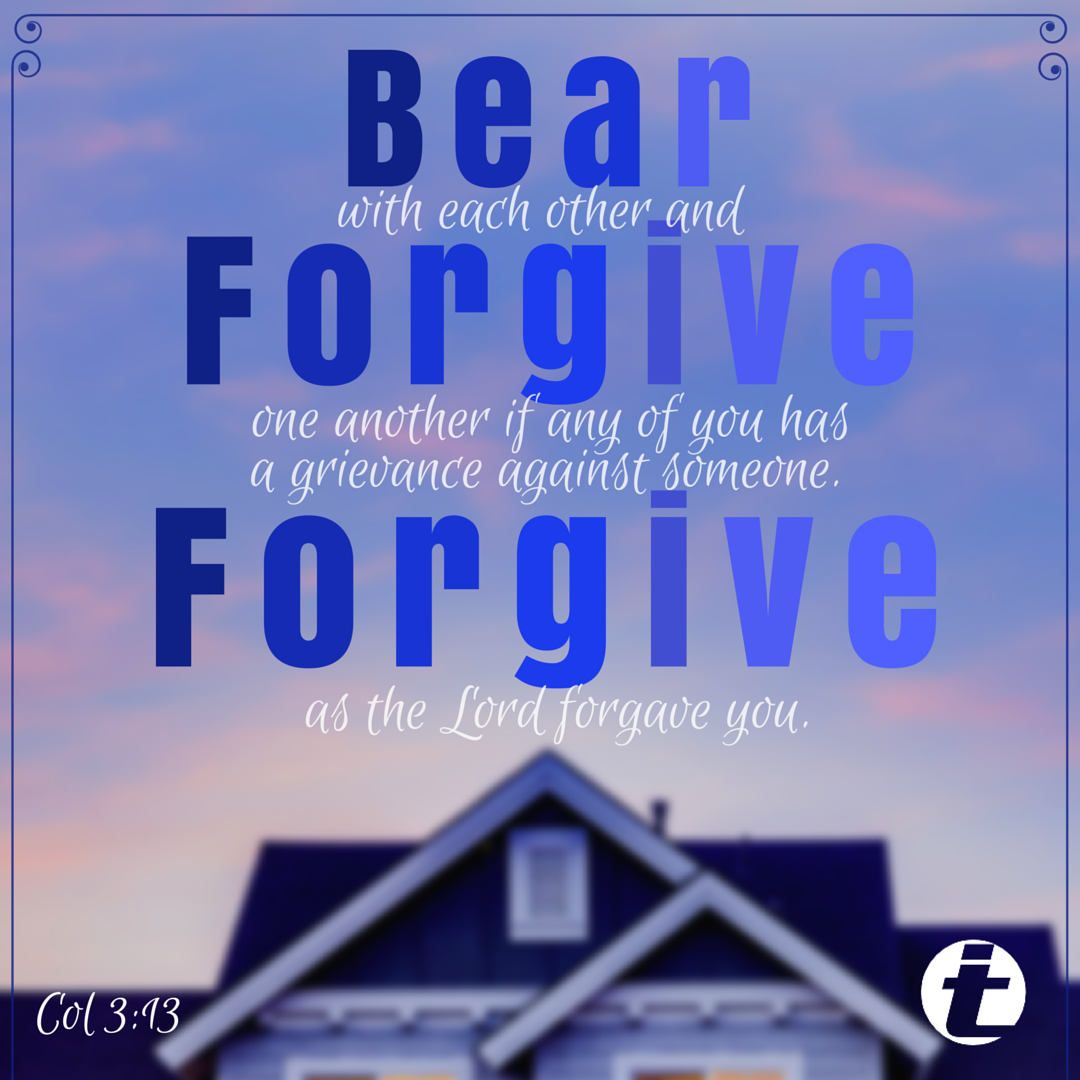 #forgive forgiveness #bear #love #grace #mercy #god #jesus #lord #scripture #bible #christian #colossians #itickets