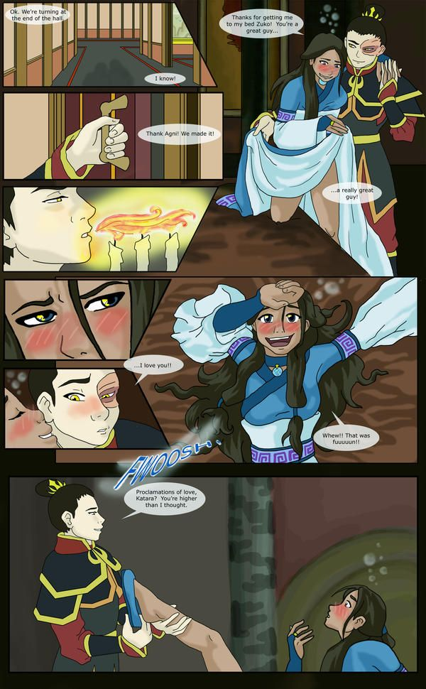 Cactus Juice - Page 3 by Burning--Ice