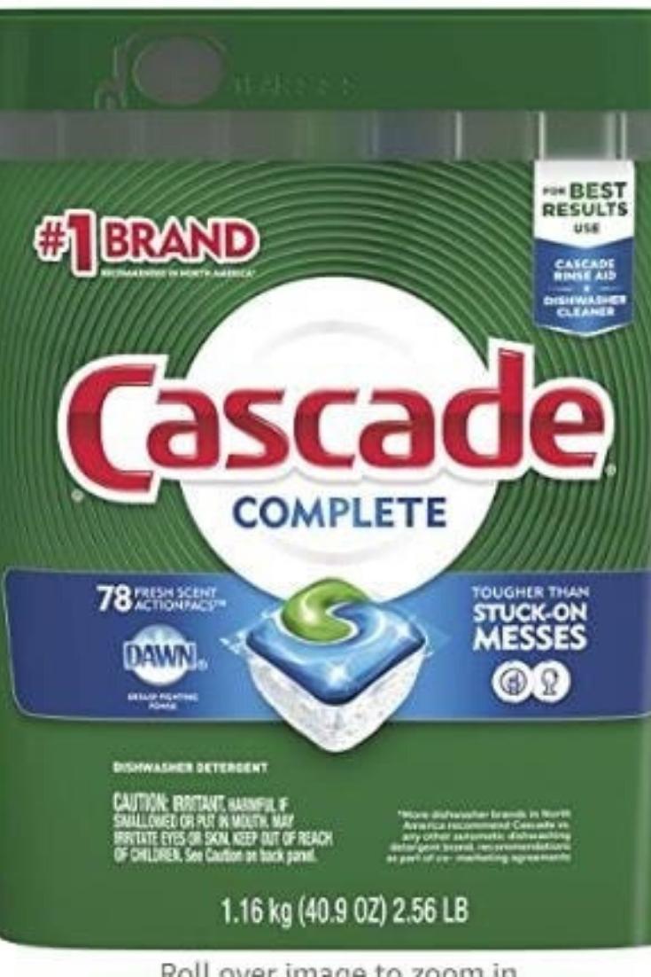Best Detergents For Dishwashers Dishwasher Detergent Best