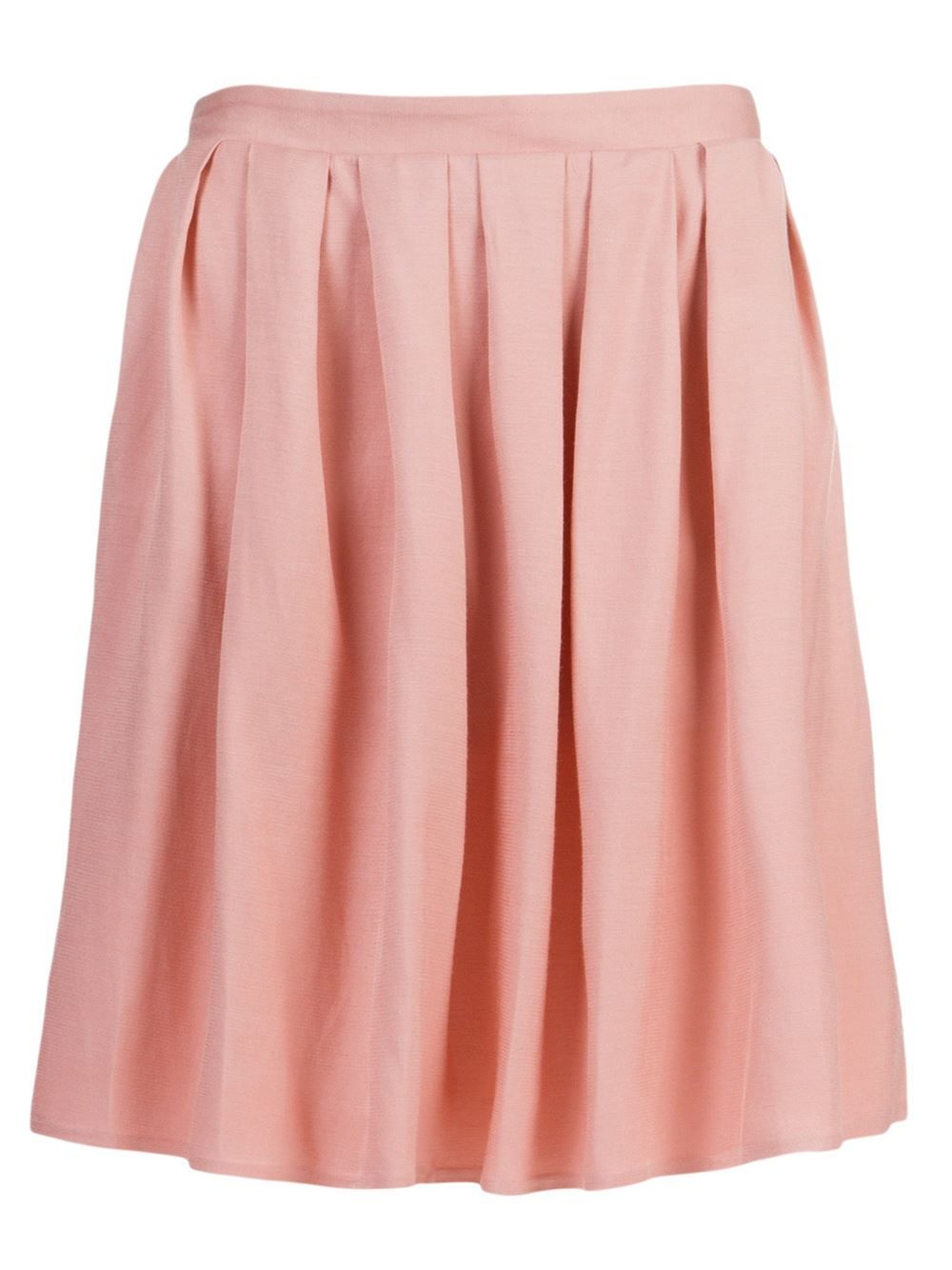Emannuelle Junqueira Pleated Skirt - Destination Brazil - Farfetch.com