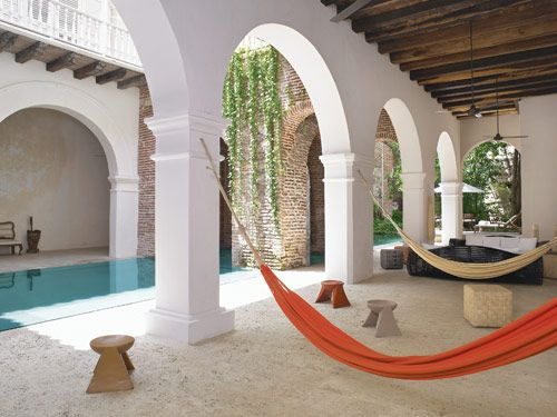 Well Lived Colombia Vacation Home Hacienda Style Homes Hacienda Style Spanish Style Homes