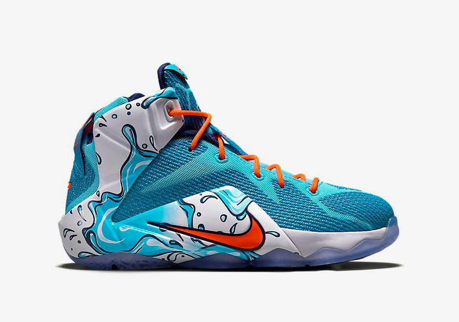 A Detailed Look at the Nike LeBron 12 GS