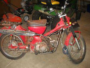 Vintage Honda Motorcycles | Vintage Honda Ct 90 Trail Motorcycle Parts Bike  | EBay