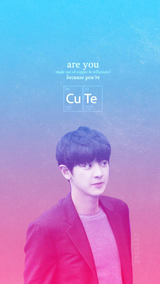 Exo Wallpapers Tumblr Park Chanyeol Chanyeol Chanyeol Cute