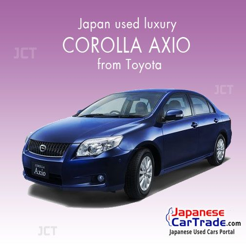 2020 Toyota Corolla Revealed A New Sedan For A New Decade: Pin By Japanese Used Cars On Toyota Corolla Axio