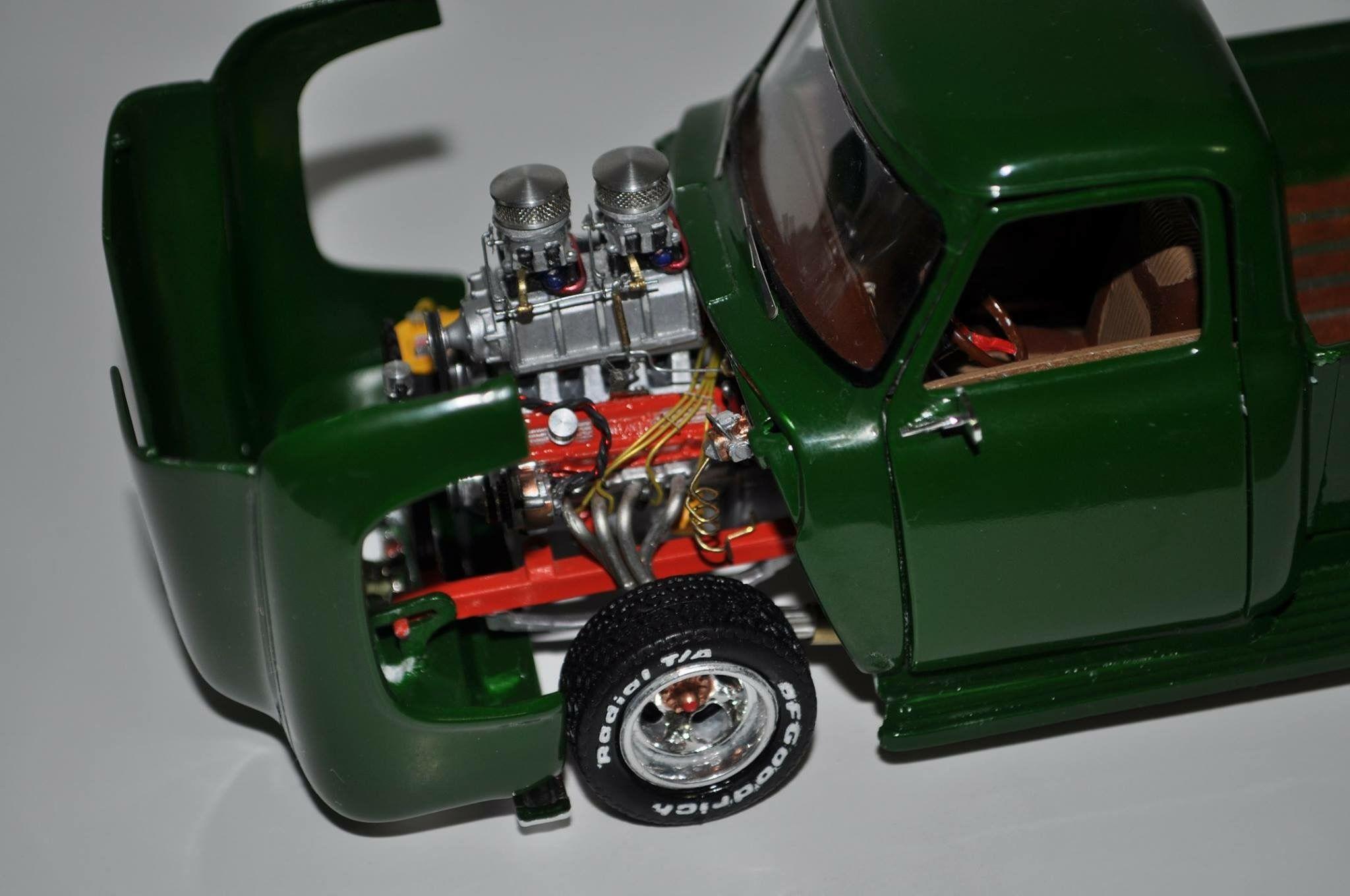 Pin by Marcos Fernandez Nanita on 53 Ford Flipnose Toy