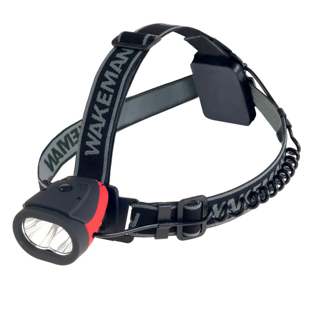 160-Lumen LED Red Headlamp, Reds/Pinks