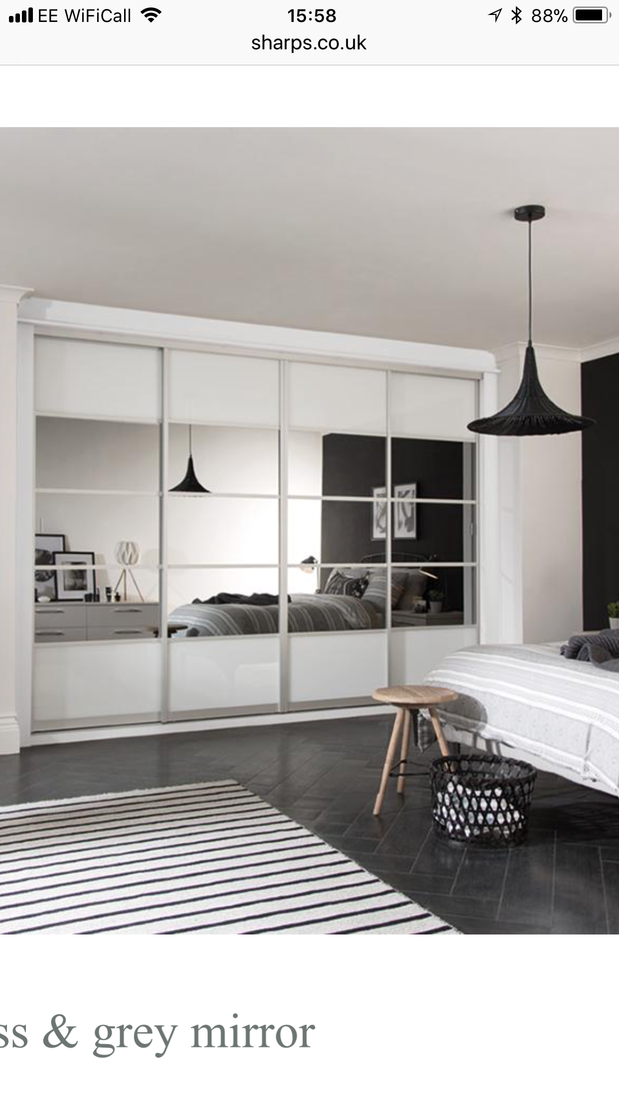 bedroom wardrobe 1 new pinterest bedroom wardrobe doors and rh pinterest com