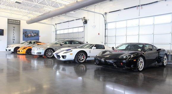 Stylish home: Luxury garage designs - photos and ideas | Garage ...