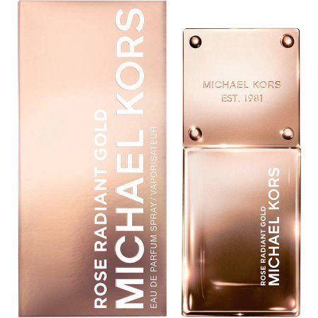 Michael Kors Rose Radiant Gold Eau de Parfum Spray for Women, 1 oz