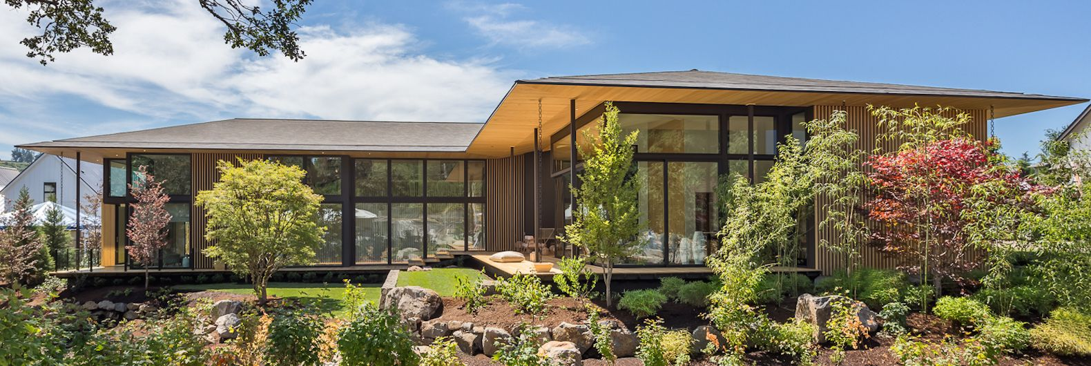 Kengo kuma just unveiled his first us home in portland