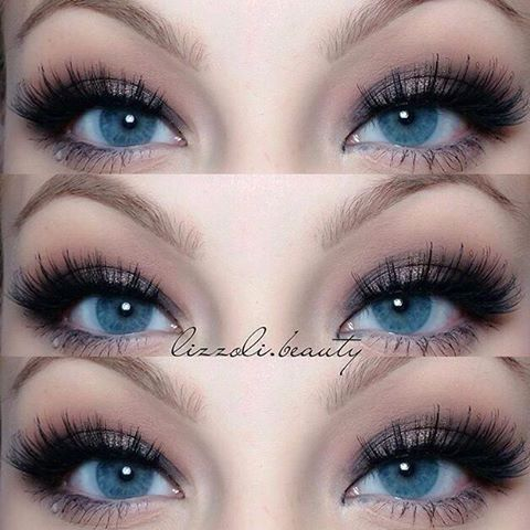 039f785cf12 Love this lash boost #eotd look @lizzoli.beauty with volumious #Ardell  'Double Up' 207 Lashes! #madamemadeline #ardell207