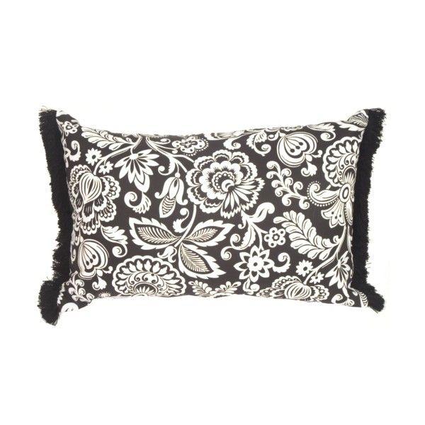 Pillow Decor Flower Power Rectangle Accent Pillow Floral Throw Pillows Decorative Pillows Floral Pillow Sham