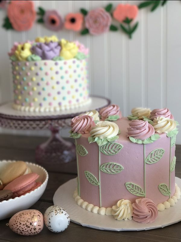 Classic Cake Collection
