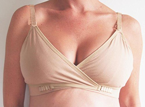 the dairy fairy arden naked nursing and hands-free pumping bra