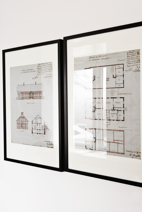 House drawings. if our current house would ever sell... we can do this when we build the new one! :)