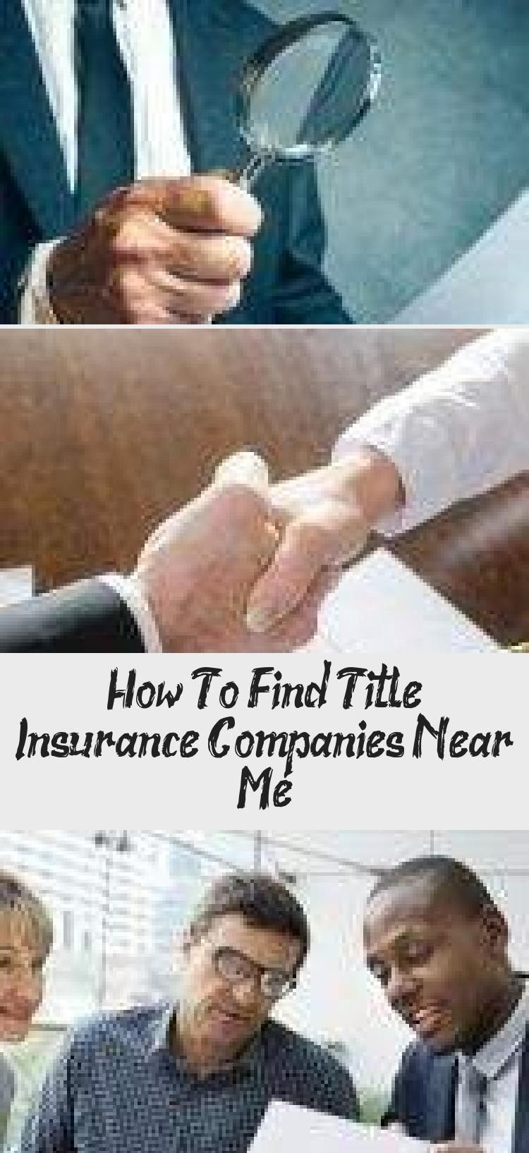 How To Find Title Insurance Companies Near Me Nationwide Title