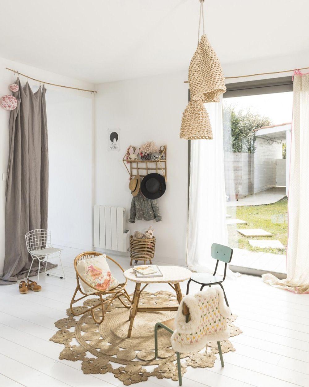 Une Maison De Plage Color E Kids S Bedrooms And Room