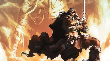Conan the Barbarian and the Great Depression