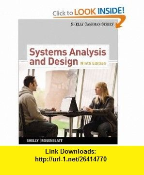 Systems analysis and design shelly cashman 9780538481618 gary b systems analysis and design shelly cashman 9780538481618 gary b shelly harry j rosenblatt isbn 10 0538481617 isbn 13 978 0538481618 fandeluxe Choice Image