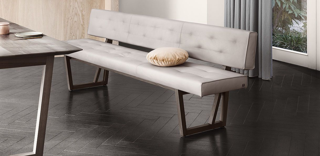 Rolf Benz 624. #bench | DINING ROOM Inspiration | Pinterest