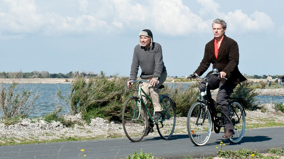 """Bored in Brooklyn: Movie Review: """"Cycling with Moliere"""""""