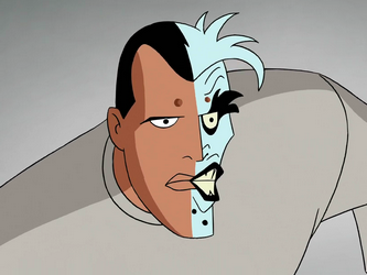 Two-Face (Justice Lords' universe)