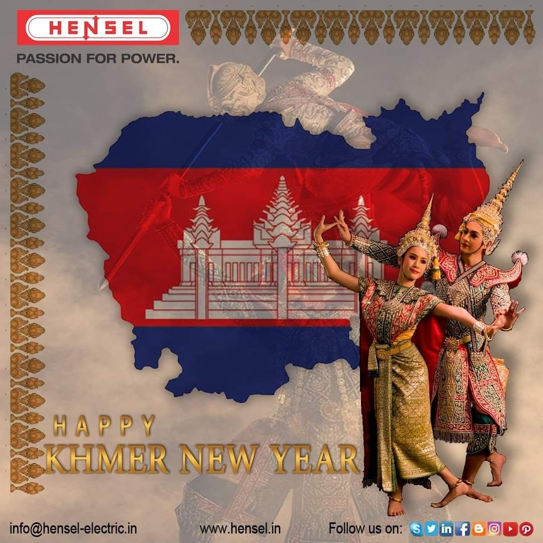 Happy Khmer New Year! in 2020