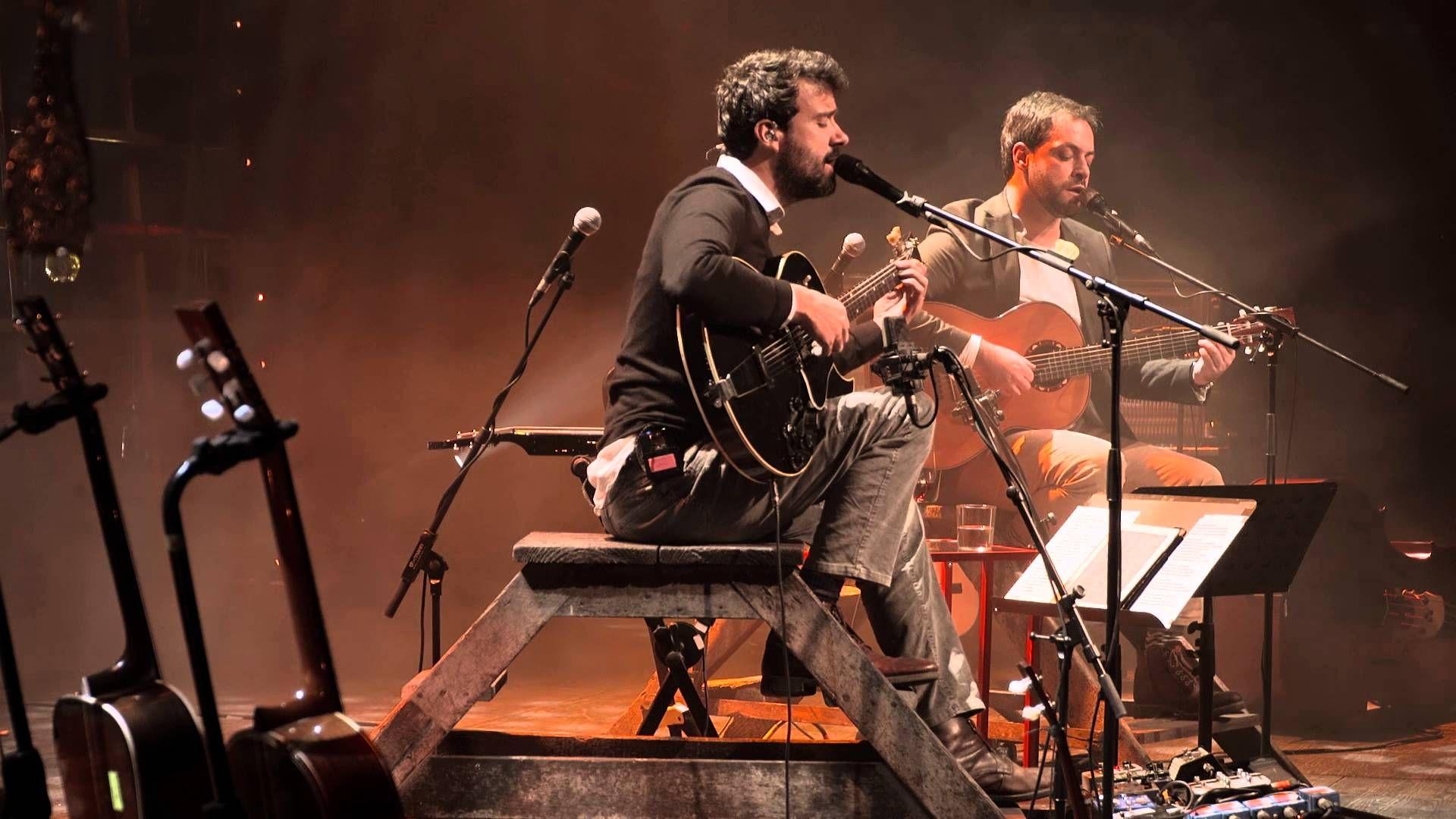 Resultado de imagem para António Zambujo e Miguel Araújo - No Rancho Fundo (Coliseu do Porto) OFICIAL