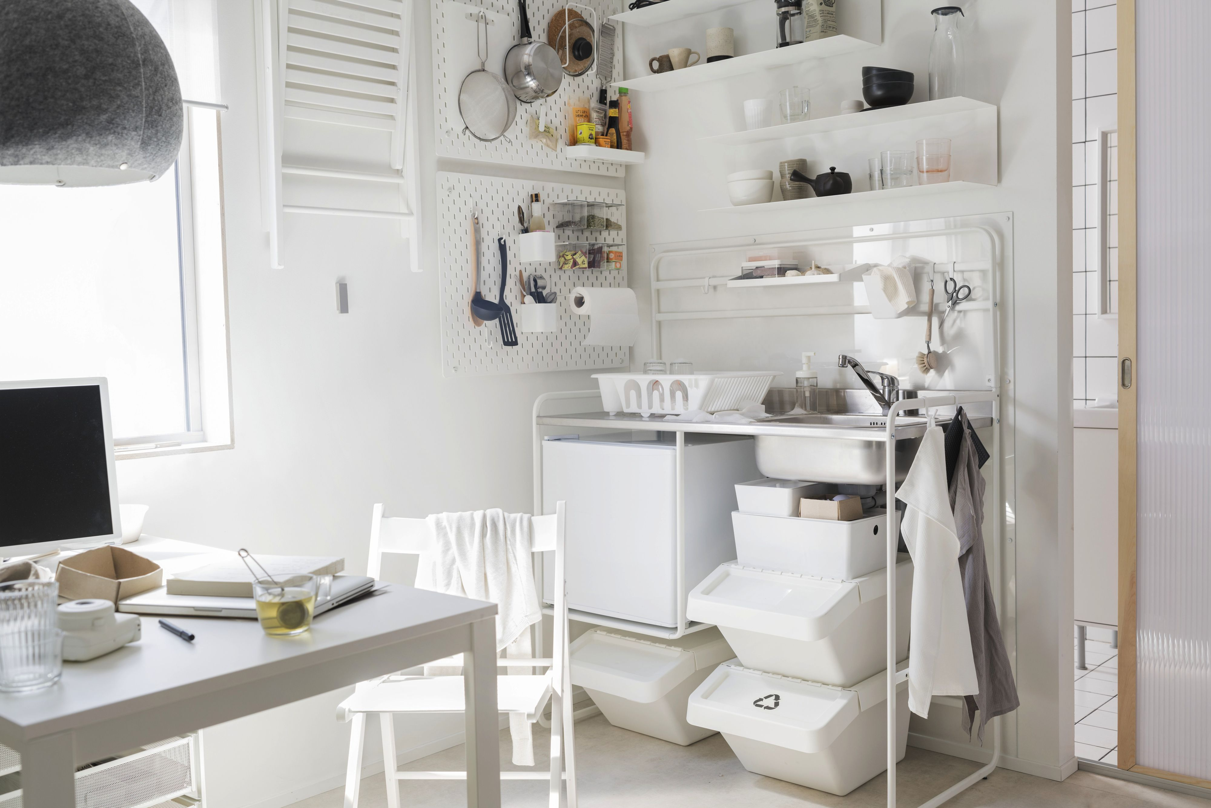 Your kitchen, your rules. The SUNNERSTA Mini-kitchen is an ...